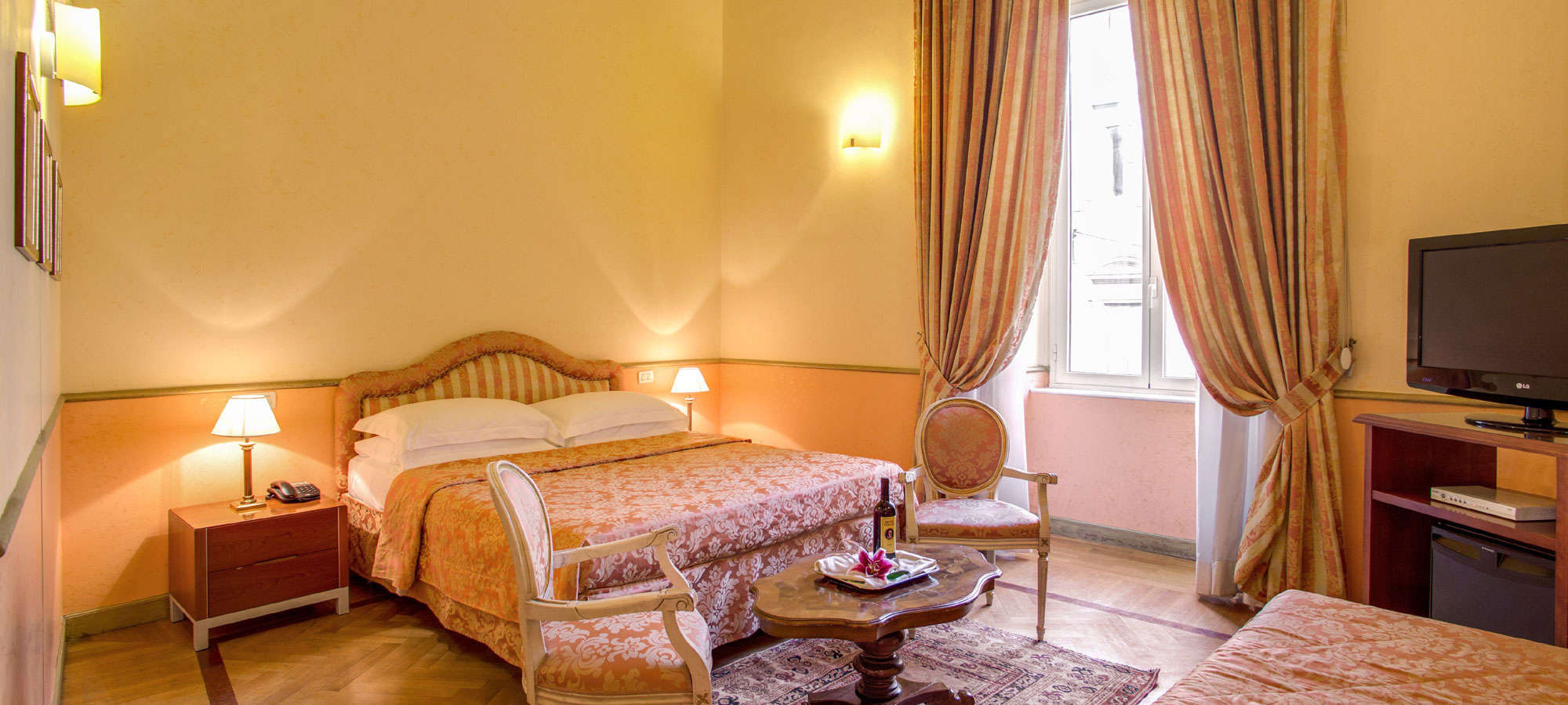 Hotel Tiziano Rome - Rooms